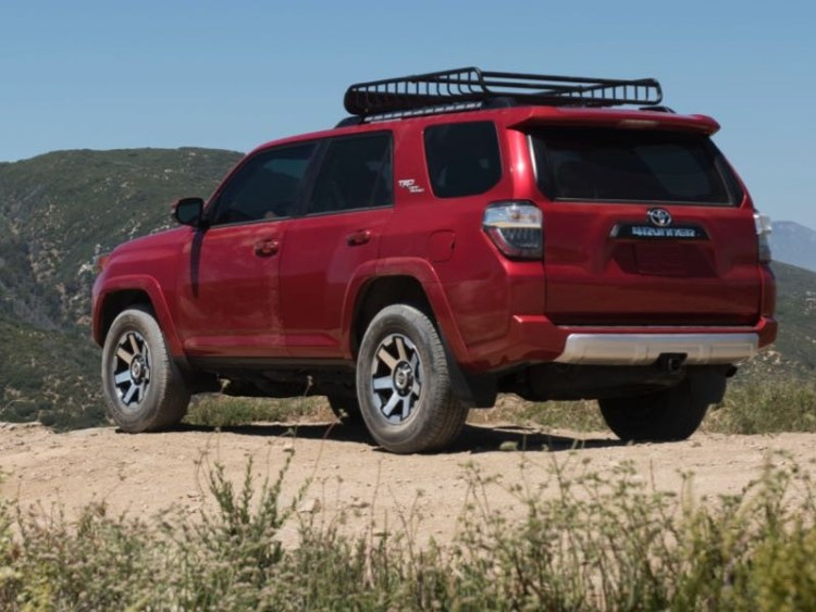 2017 toyota 4runner trd off road premium takes you places. Black Bedroom Furniture Sets. Home Design Ideas