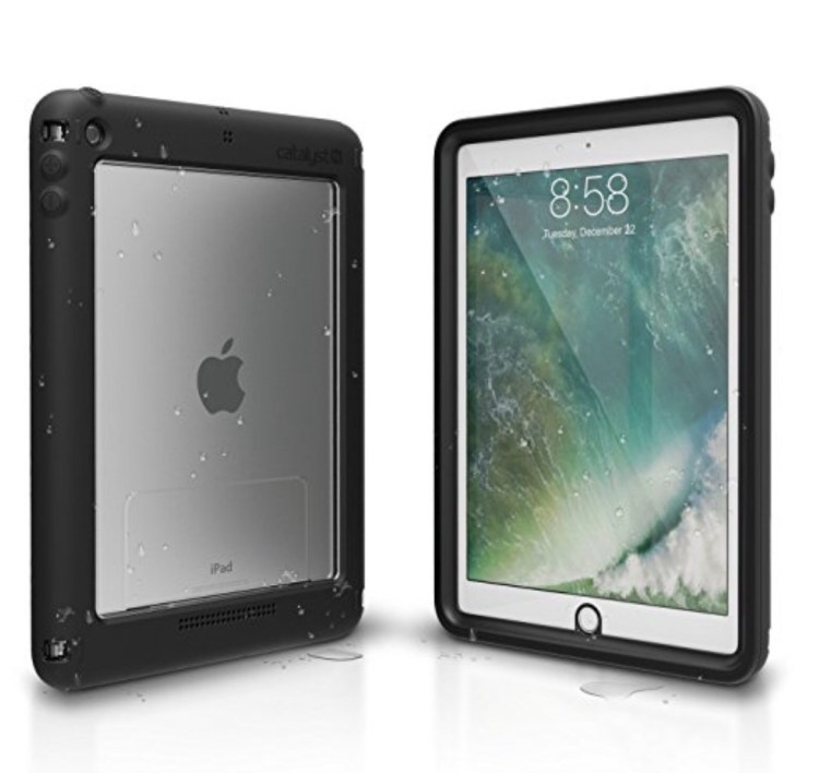"GearDiary Gear Giveaway!! Catalyst Launches Waterproof, Drop Proof Case for New 9.7"" iPad"