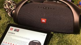 GearDiary JBL Boombox Makes Portable Sound Epic