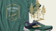 Support Your National Parks in Style With the New Brooks Cascadia Line!