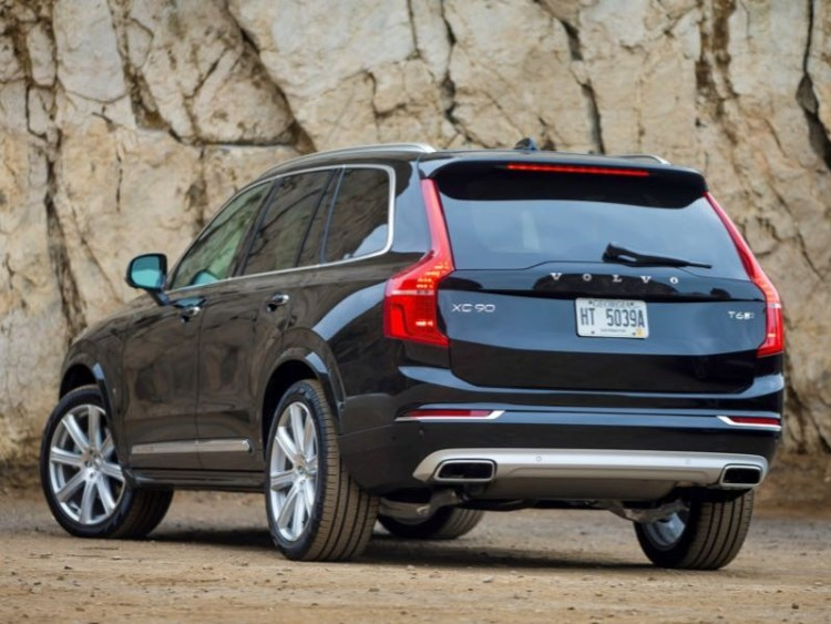 2017 Volvo XC90: Flagship for a Generation