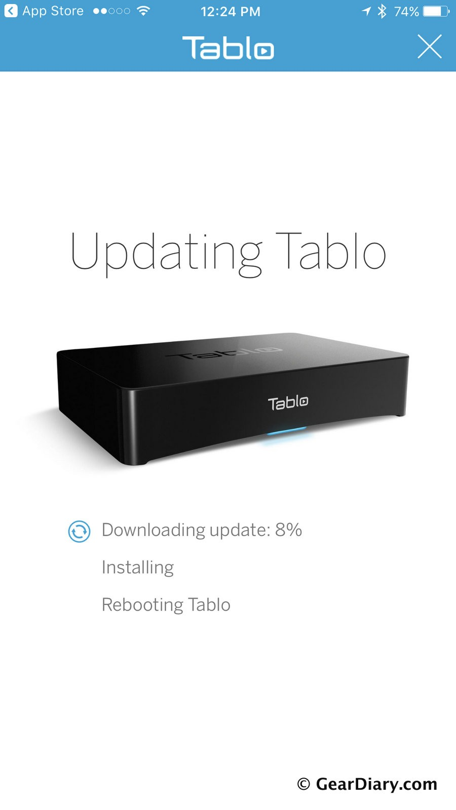 GearDiary Cutting the Cord?  The Tablo Dual OTA DVR Will Help Ease the Transition