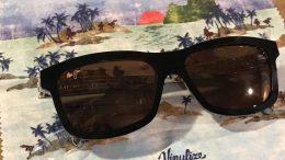 Maui Jim Limited Edition Vinylize Hula Blues Sunglasses: More Than Meets the Eye