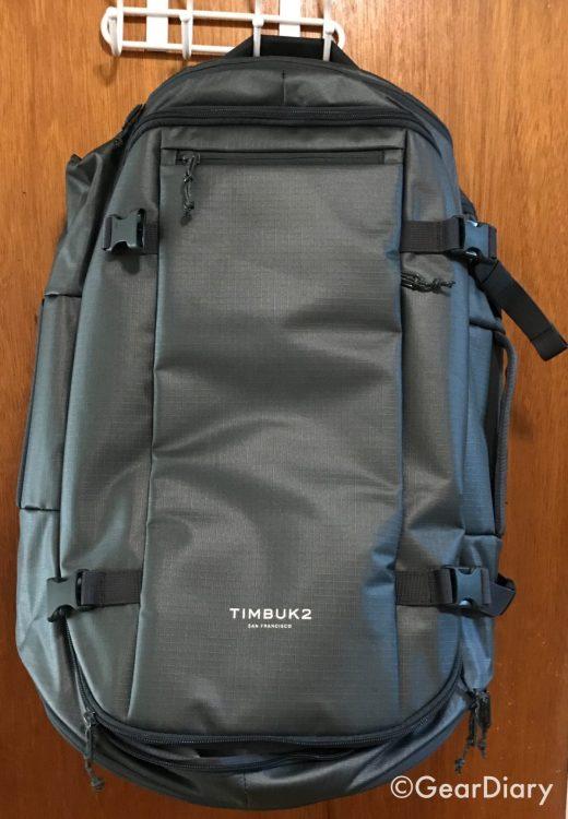 GearDiary TIMBUK2 Wander Pack Convertible Backpack Duffel Is a Travelers New Best Friend