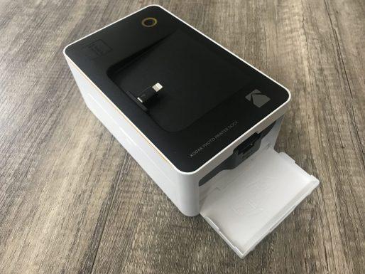 Kodak Photo Printer Dock For Iphone