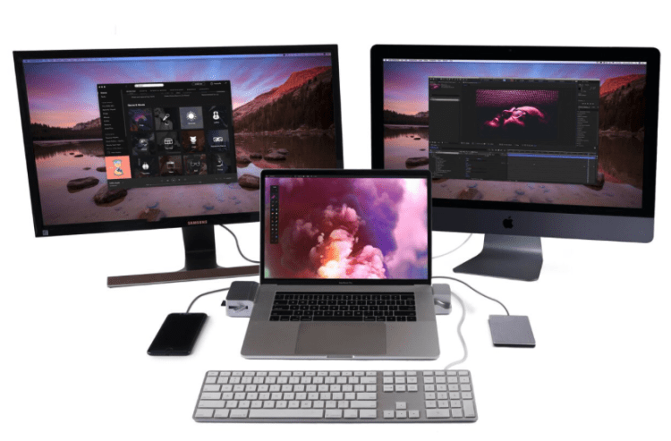 LandingZone's New Docking Station for MacBook Pro with Touch Bar Looks Amazing
