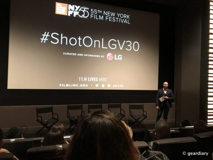 You Won't Believe That These 6 Short Films Were Made on an LG V30!