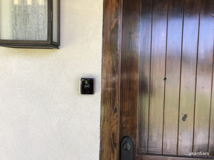 The iseeBell WiFi Video Doorbell and Security Cam Review