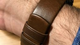 Nomad Modern Strap for Apple Watch Is a Luxurious Horween Leather Watch Strap