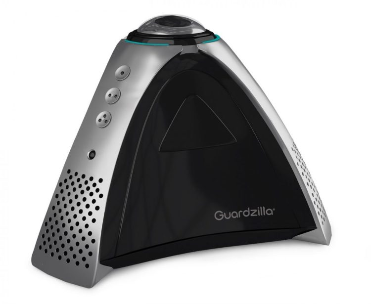 Guardzilla 360 Won't BBQ Intruders, but It Will Watch Your Home