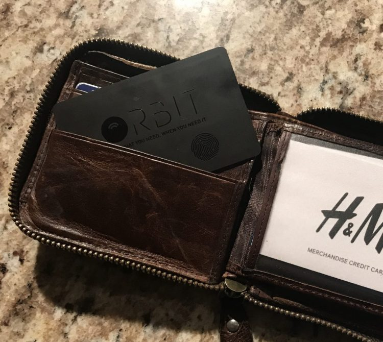 Get Rid of Separation Anxiety with the Orbit Card