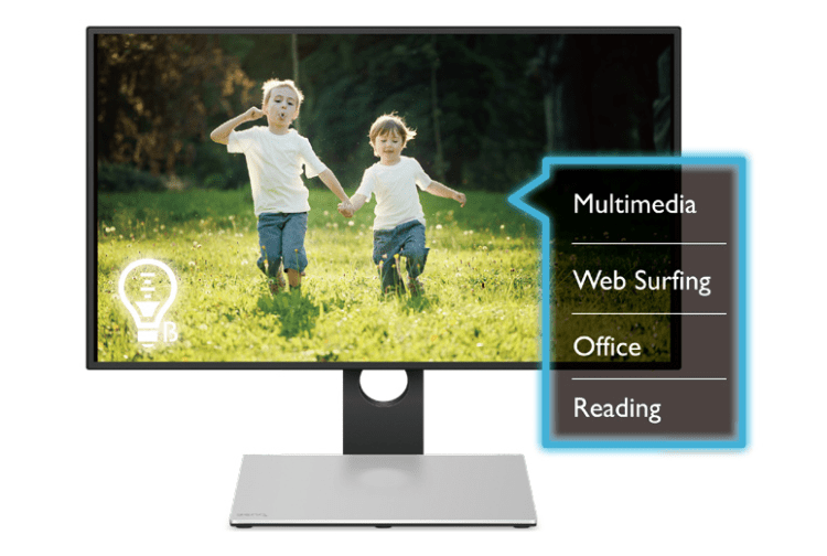 """GearDiary The BenQ PD2710QC 27"""" QHD Designer Monitor Is a Great Monitor with Superpowers"""