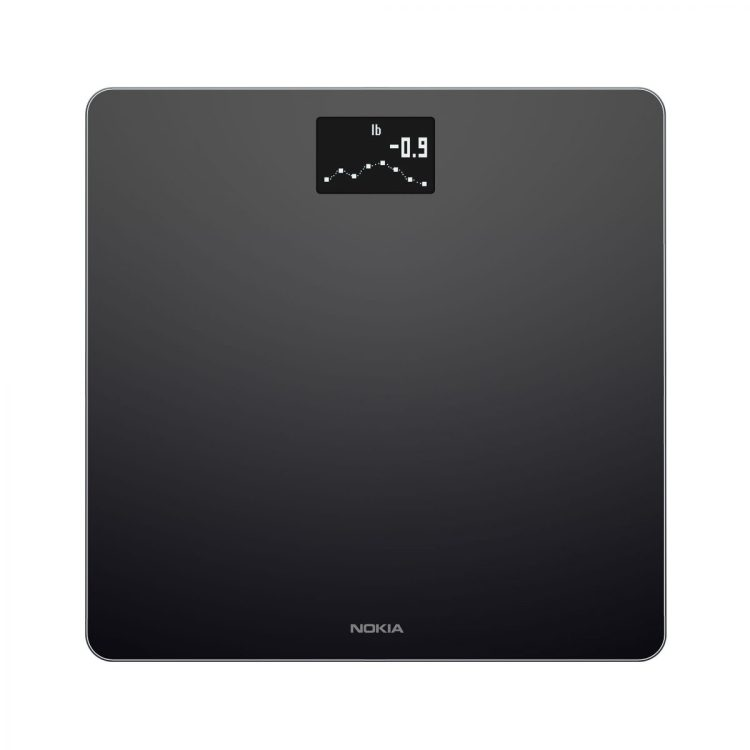 Nokia Body Scale Makes Tracking Your Weight Painless, Even If the Result Isn't!
