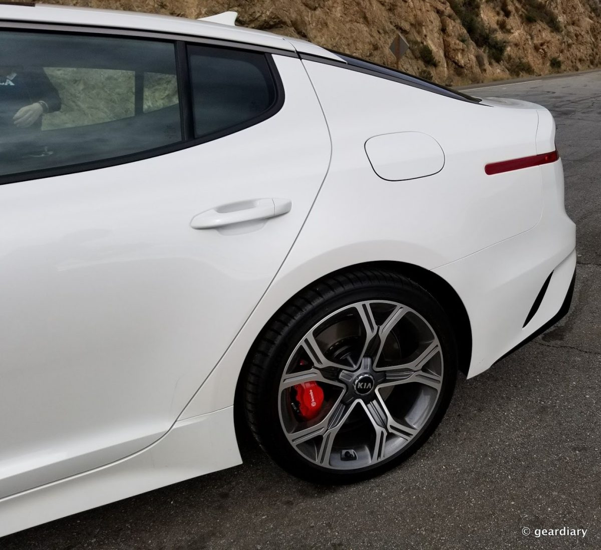 GearDiary 2018 Kia Stinger GT: One Hell of a Fun Ride!