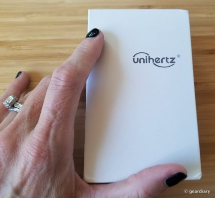 The Unihertz Jelly Pro Android Phone Is Tiny Enough to Carry (& Fit) Anywhere!