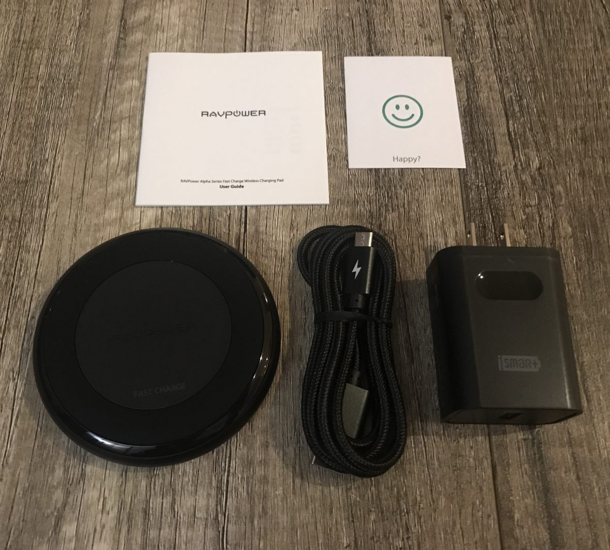 RavPower Wireless Charging Base Is the Perfect Companion for Your iPhone X