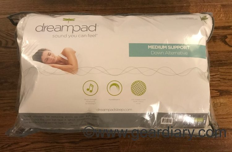 GearDiary The Dreampad Didn't Get a Deal on Shark Tank, but I Love My Review Sample
