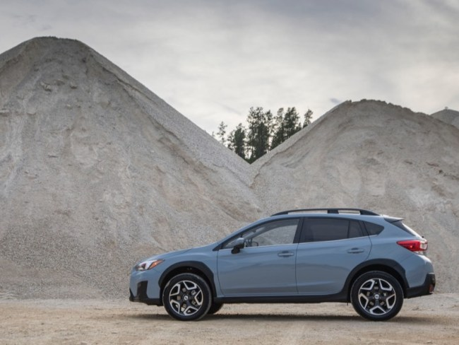 2018 Subaru Crosstrek Climbing Its Way to the Top