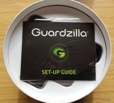 GearDiary Guardzilla 360 Live Video Security Camera: Smart WiFi Home Security