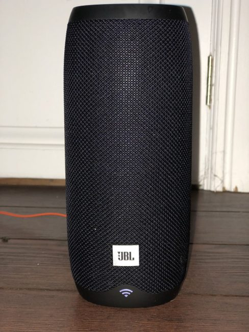 GearDiary JBL Link 20 Review: The Power of Google Meets Portability