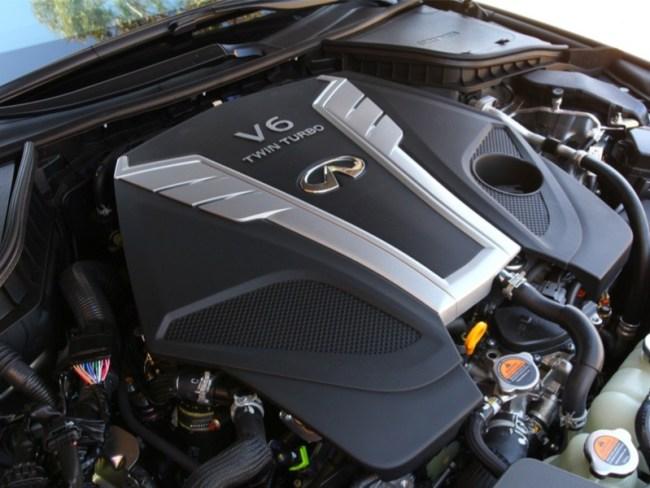 2018 Infiniti Q60 Red Sport 400 Is the 'Coupe' de Grace!