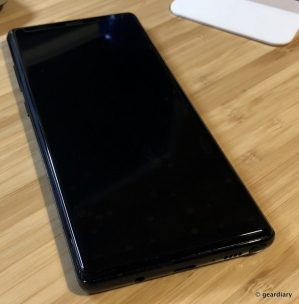 ZAGG InvisibleShield Glass Curve Elite Screen Protector for Samsung Galaxy Note8 Review