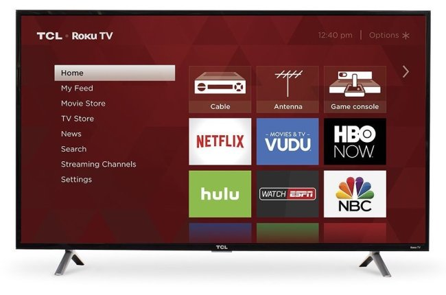 TCL Drops TV Prices in Time for Super Bowl