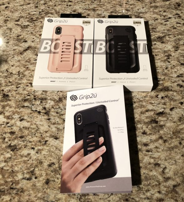 GearDiary Getta Grip on Your New iPhone with the Grip2U Boost Case