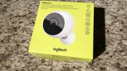 Logitech's Logi Circle Cam 2 Protects My Home While Monitoring My Pup