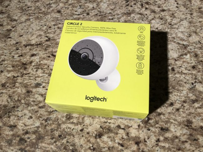 GearDiary Logitech's Logi Circle Cam 2 Protects My Home While Monitoring My Pup