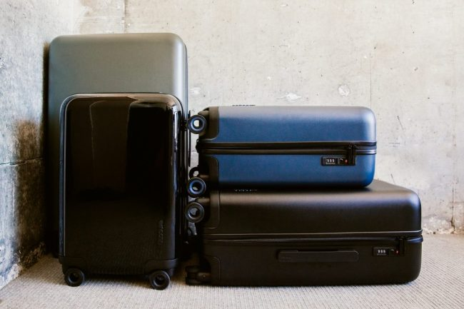 GearDiary You'll Want the Incase ProConnected Power-Optimized, Connected 4-Wheel Luggage