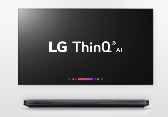 LG Unveils ThinQ TVs Boasting Artificial Intelligence