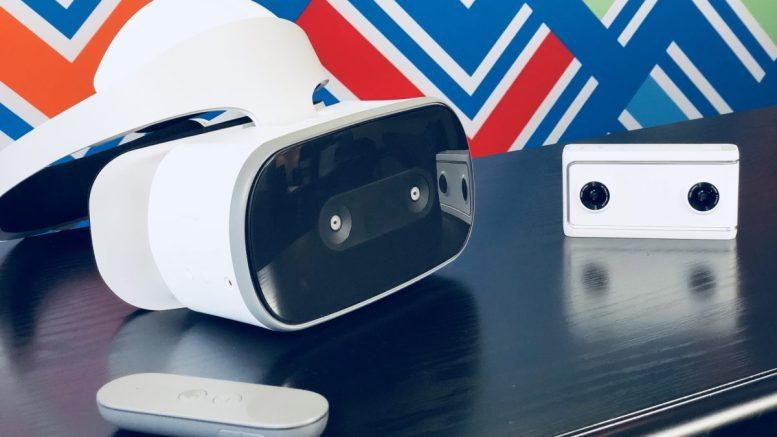 Finally, a VR Headset That Doesn't Need a Phone or a PC