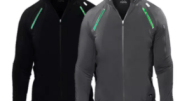 Nova LED Jacket Marries Safety with Style!