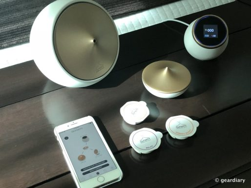 GearDiary OLFINITY Intelligent Air System Makes Your Home a Safe Air Space