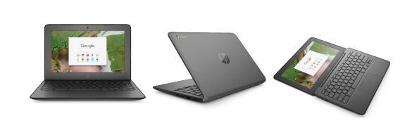 HP Delivers Two New Chromebooks at CES 2018