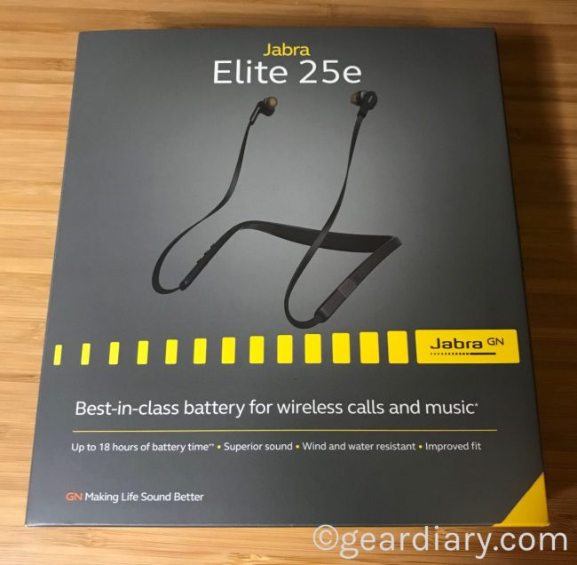 GearDiary Jabra Elite 25e Are Under $80 and Impressive!