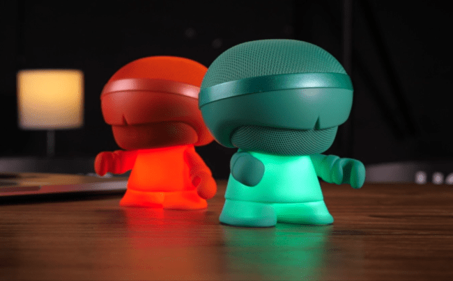 Xoopar Plans to Change the Bluetooth Speaker Game with Their XBoy Line