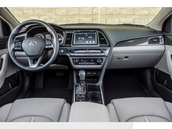 2018 Hyundai Sonata Suv
