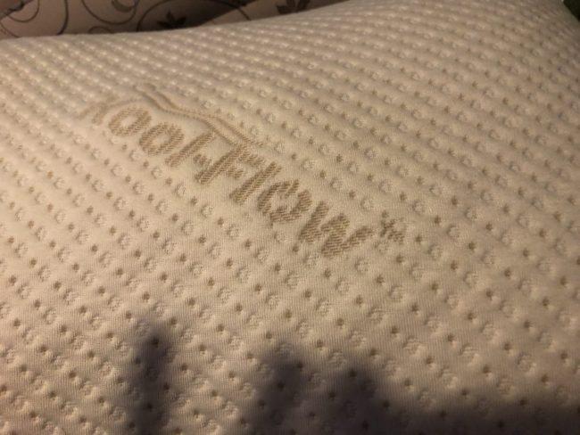Snuggle-Pedic Will Cuddle Your Head to a Good Night's Sleep!