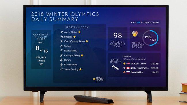 Xfinity X1 Loves the Olympics Like a True Sports Fan!
