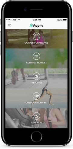 Aaptiv's Been My Go-To Fitness App in 2018