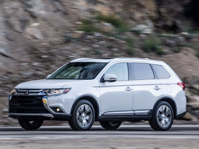 2018 Mitsubishi Outlander Still a Good Deal