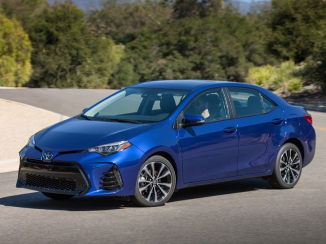 GearDiary 2018 Toyota Corolla Makes Safety a Priority