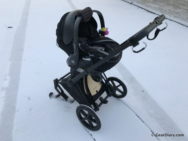 Cybex Priam Boasts Accessories That Are Built for All Seasons and Situations