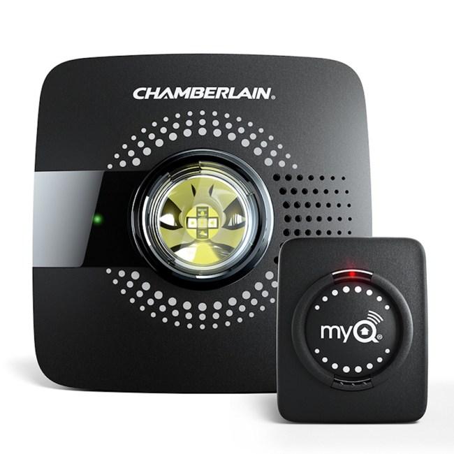 Chamberlain's MyQ Smart Garage Hub Adds Key Features to Your Dumb Old Garage Door Opener
