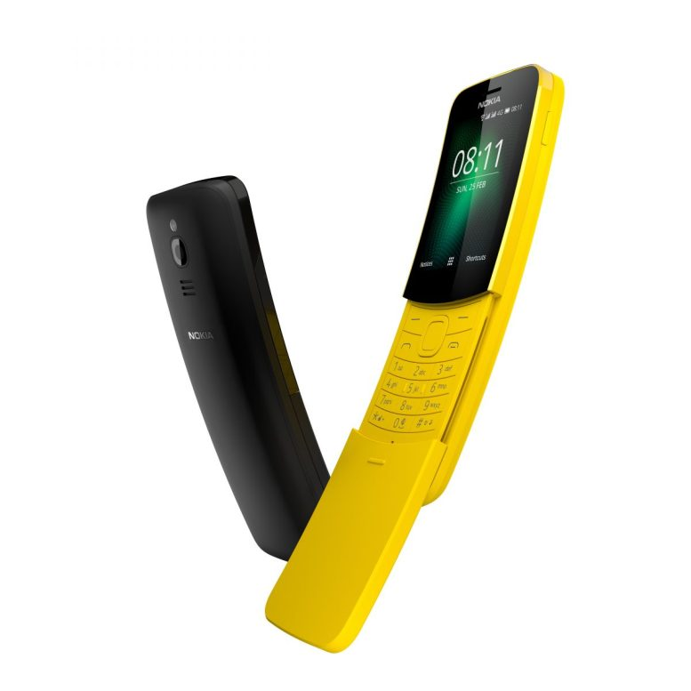 GearDiary The 90s Are Back — Nokia Reinvents the Banana Phone!