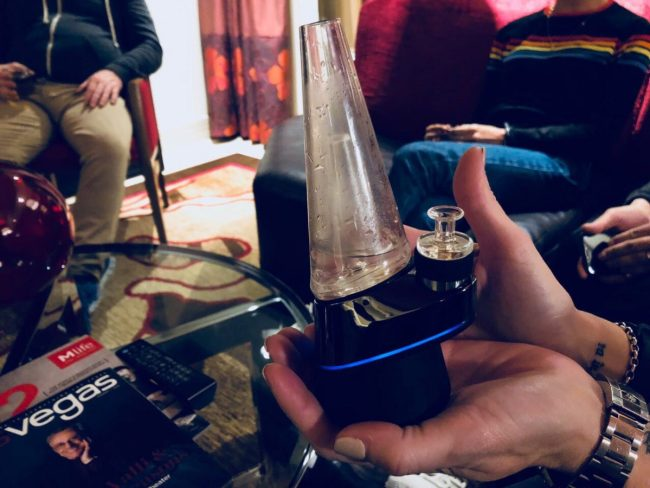GearDiary Puffco Peak Could Disrupt the Dab Rig Market