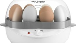 The Gourmia Electric Egg Cooker Makes Boiled Eggs a Breeze