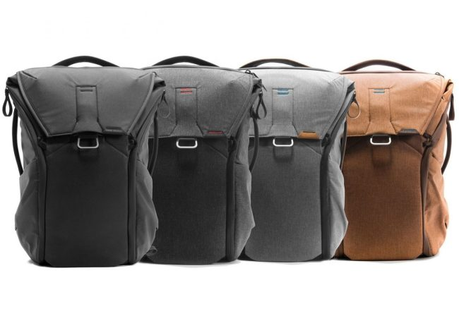 GearDiary The Peak Design Everyday Backpack: One Bag to Rule Them All